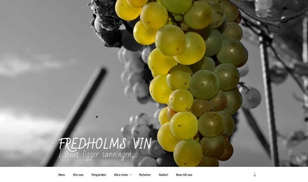 Fredholms Vin