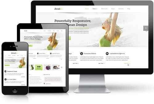 Webbyrå responsiva hemsidor