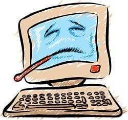Sjuk dator
